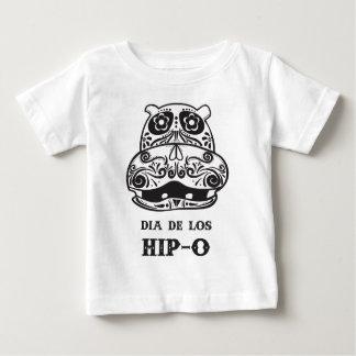 Dia de Losお尻O ベビーTシャツ