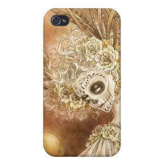 Dia de los Muertosのiphone 4ケース iPhone 4 ケース