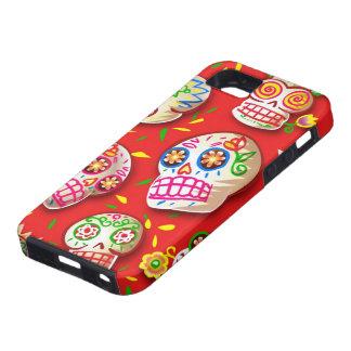 Dia De Los MuertosのiPhone 5の場合 iPhone SE/5/5s ケース