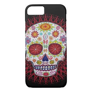 Dia de los MuertosのiPhone 7の場合 iPhone 8/7ケース
