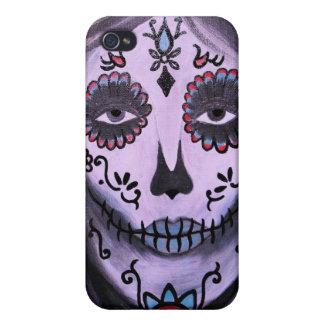 dia de los muertosのmuerte III iPhone 4/4S ケース