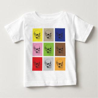 Dia de Los Muertos ベビーTシャツ