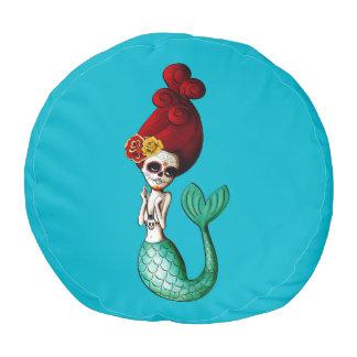 Dia de Los Muertos Adorbaleの人魚の女の子 プーフ