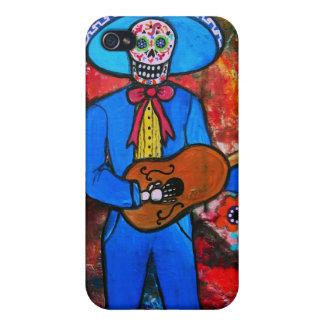 Dia de los Muertos Esqueleto iPhone 4/4S ケース