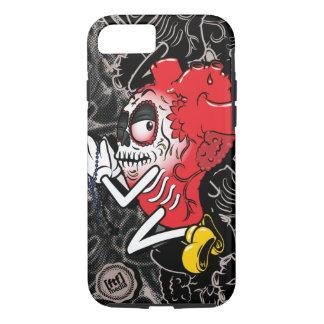 Dia De Los Muertos Heart iPhone 8/7ケース