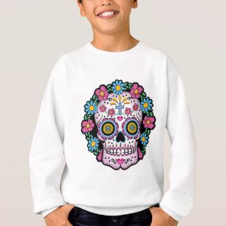 Dia de los Muertos Skull スウェットシャツ