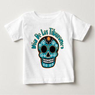 Dia De Los Tiburones.png ベビーTシャツ