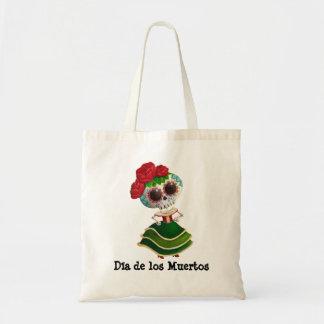 Dia de Muertos Mexicanの失敗の死 トートバッグ