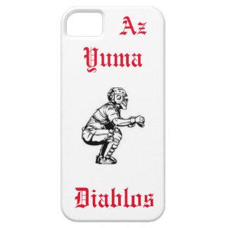 diablosの野球チーム iPhone SE/5/5s ケース