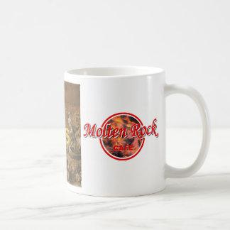Diabolis -溶岩のカフェ コーヒーマグカップ