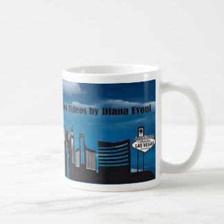 Dianaevoni著マグのベガススロットビデオ コーヒーマグカップ