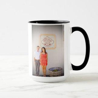 Dianne及びトニーの婚約のマグ マグカップ
