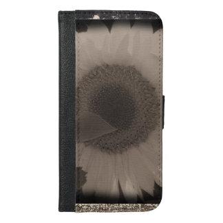 DiatropeのヒマワリIV iPhone 6/6s Plus ウォレットケース