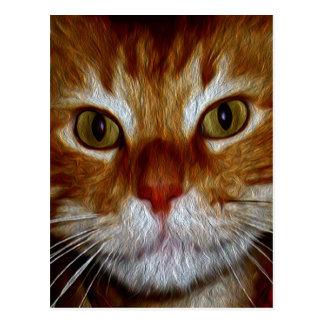 Dickensの子猫のギフト及び挨拶 ポストカード