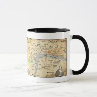 Dickensロンドンのマグ マグカップ