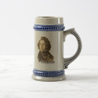 Dickens (セピア色) ビールジョッキ