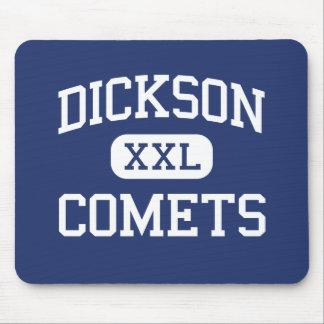 Dickson -彗星-高等学校- Ardmoreオクラホマ マウスパッド