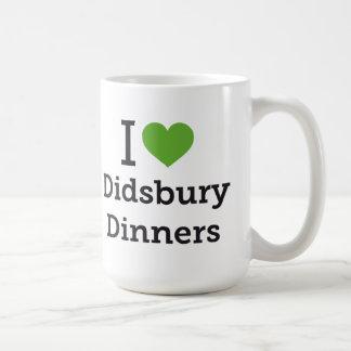 Didsburyの夕食のマグ コーヒーマグカップ