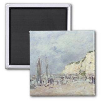 Dieppeおよび「小さいパリの崖 マグネット