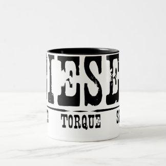 DieselGrunge ツートーンマグカップ