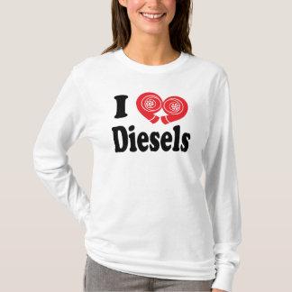DieselHeart Tシャツ