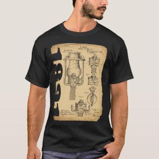 Dietz 1891のパテントの街灯のランタンのワイシャツ tシャツ