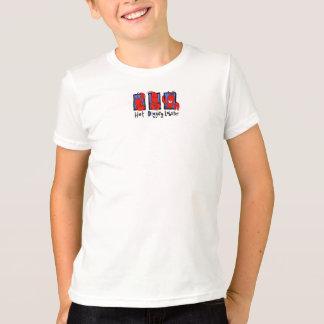 Diggityの熱いロブスター Tシャツ