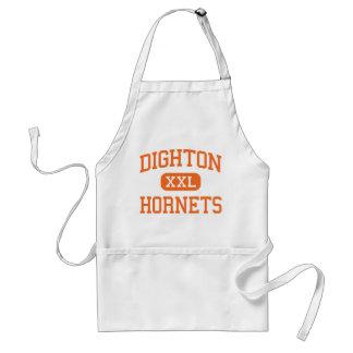 Dighton -スズメバチ-高等学校- Dightonカンザス スタンダードエプロン