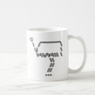 Digiのだちょうのマグ コーヒーマグカップ