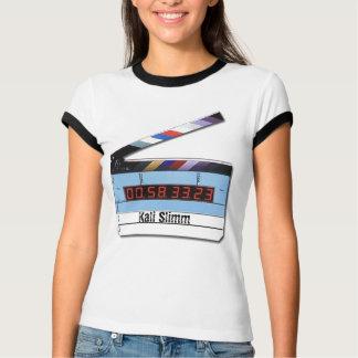 digital_film_slate、Kali Slimm Tシャツ