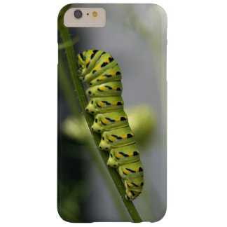 Dilの黒いアゲハチョウの幼虫(parsleyworm) Barely There iPhone 6 Plus ケース