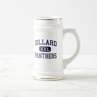 Dillard -ヒョウ-高Fort Lauderdale ビールジョッキ