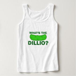 Dillioはである何 タンクトップ