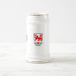 Dillonのアイルランドの家紋のマグ ビールジョッキ
