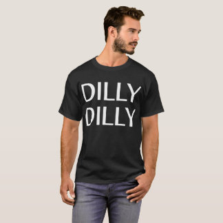 Dillyのdilly Tシャツ