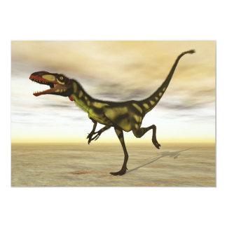 Dilongの恐竜- 3Dは描写します カード