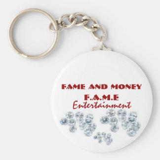 dimo、dimo、dimo、名声およびお金、Ent F.A.M.E… キーホルダー