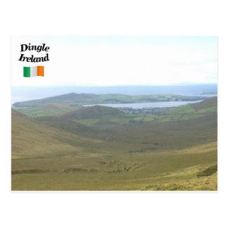 Dingle、Co.ケリー、アイルランド ポストカード