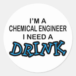 Dink -化学エンジニア--を必要として下さい ラウンドシール