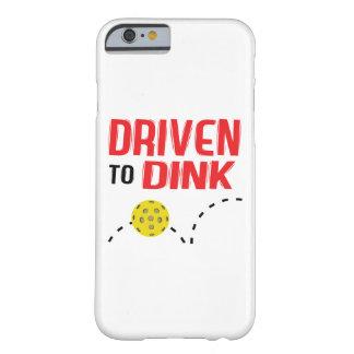 """""""Dink"""" Pickleballの場合に運転されて iPhone 6 ベアリーゼアケース"""