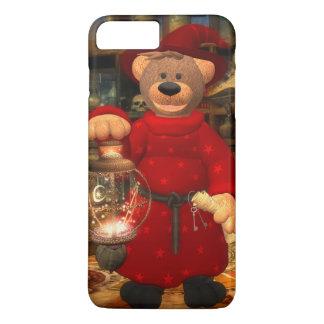 Dinkyくま: 小さい魔法使い iPhone 8 plus/7 plusケース