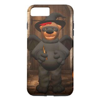 Dinkyくま: 少しこうもり iPhone 7 plusケース