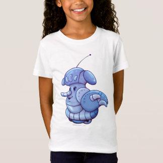 DIOのロボットBella+キャンバスによって合われるTシャツ Tシャツ