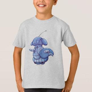 DIOのロボットHANES TAGLESSワイシャツの子供 Tシャツ