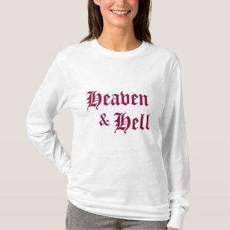 Dioの天国および地獄 Tシャツ