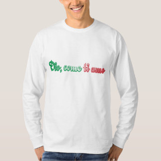 Dioは、チタニウムamoを来ます Tシャツ