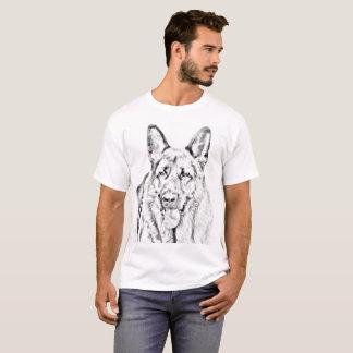 DIOドイツSHAPHERD Tシャツ