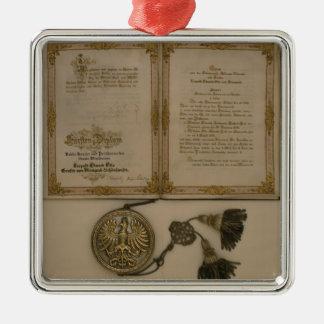 Diploma王子 メタルオーナメント
