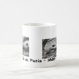 dirigeables コーヒーマグカップ