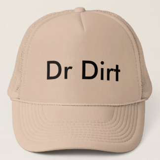Dirt先生 キャップ